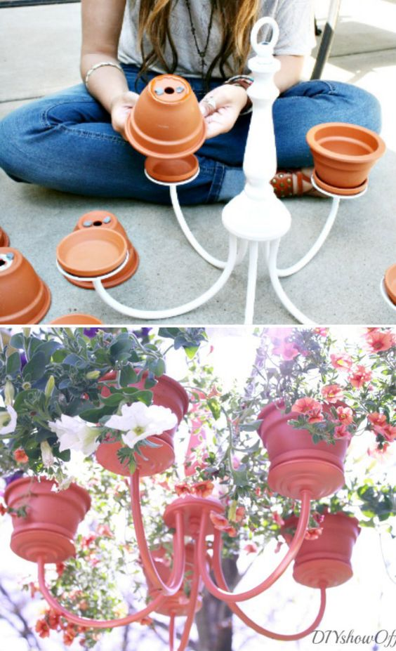 17+ Creative Clay Pot Crafts