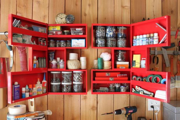clever home storage hacks 1