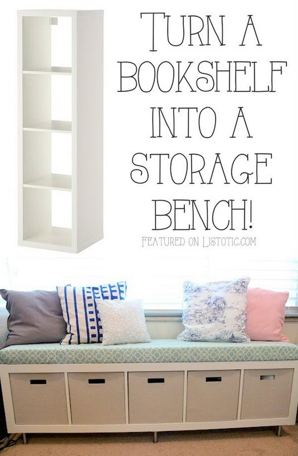 clever home storage hacks 17