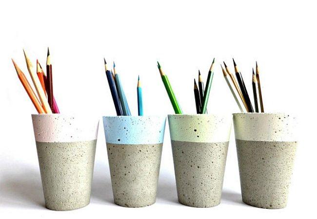 concrete decor ideas 2