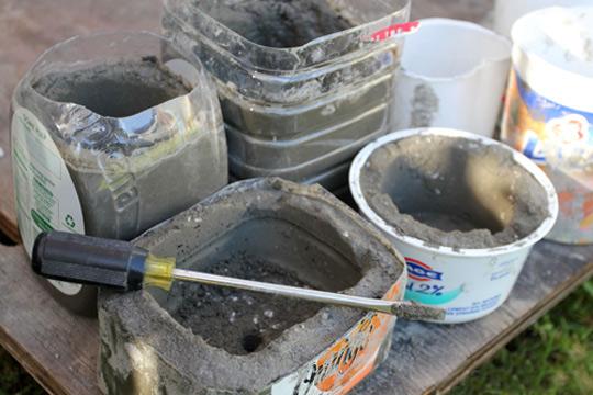 concrete planters 2