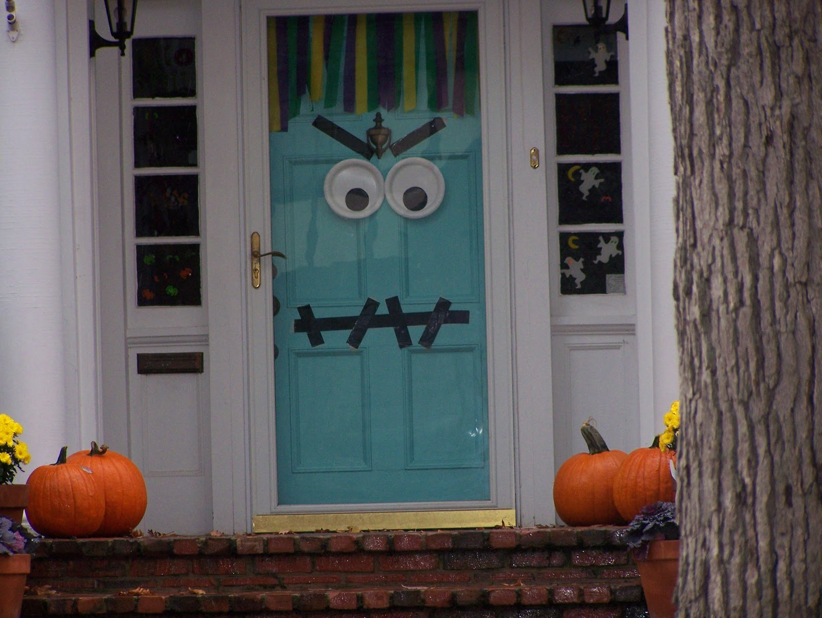 Awesome homemade halloween decorations - Homemade halloween decorations ...