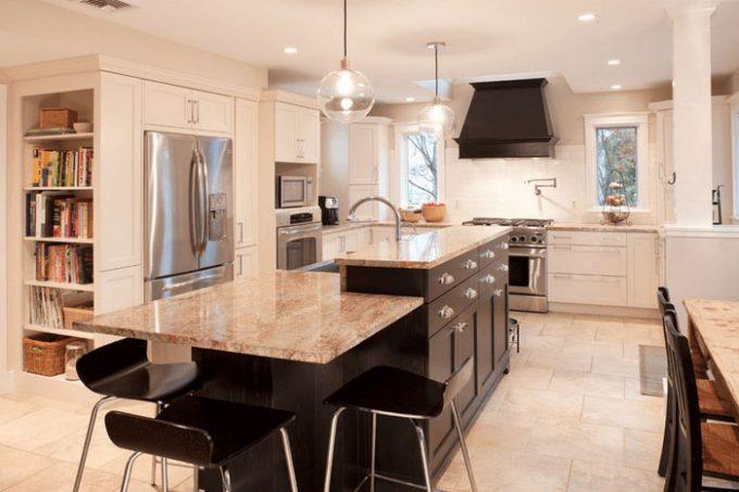 cool kitchen islands 10