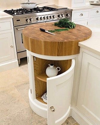 cool kitchen islands 14