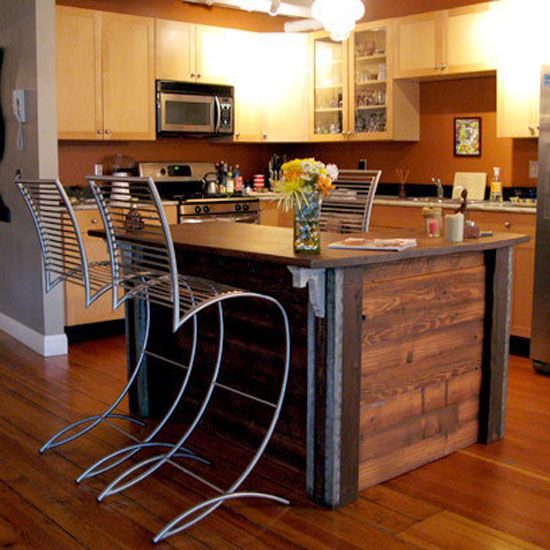 cool kitchen islands 16