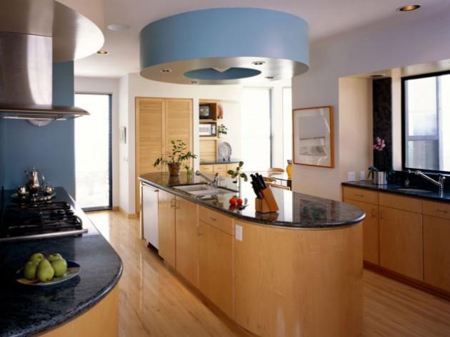 cool kitchen islands 18