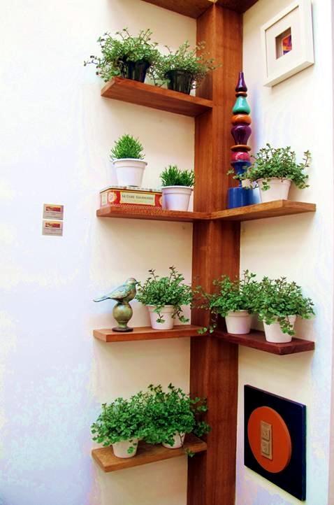 15+ Impressive Corner Wall Designs