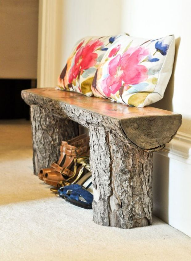 15+ Fantastic Cozy Log Decor Ideas