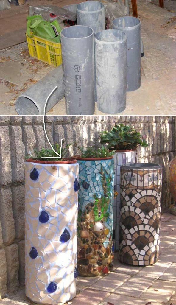 creative uses of pvc pipes 4
