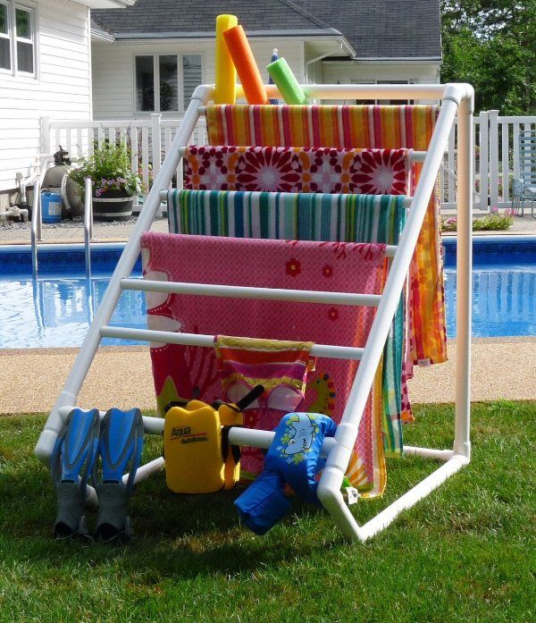 creative uses of pvc pipes 7
