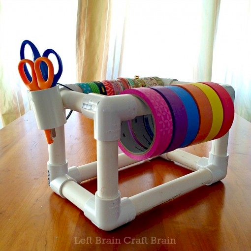 creative uses of pvc pipes 9