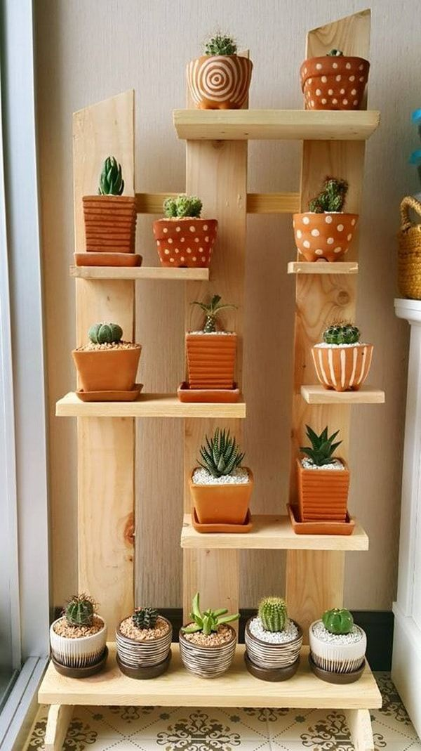 15+ Awesome Ideas to Display Your Vertical Planter