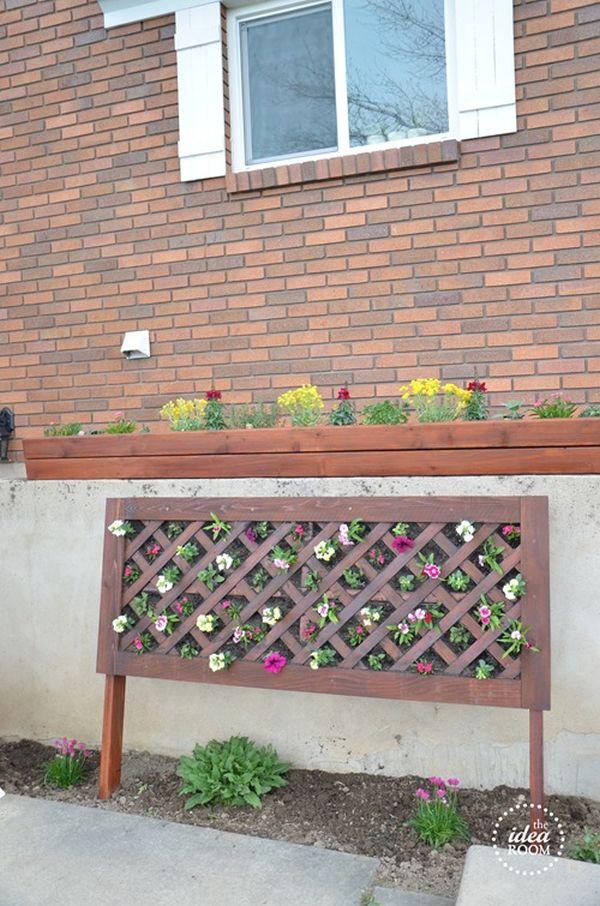 creative vertical planter 18