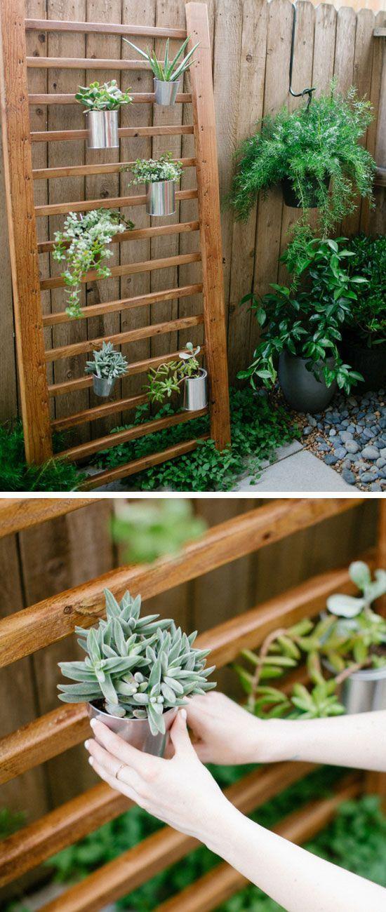 creative vertical planter 2