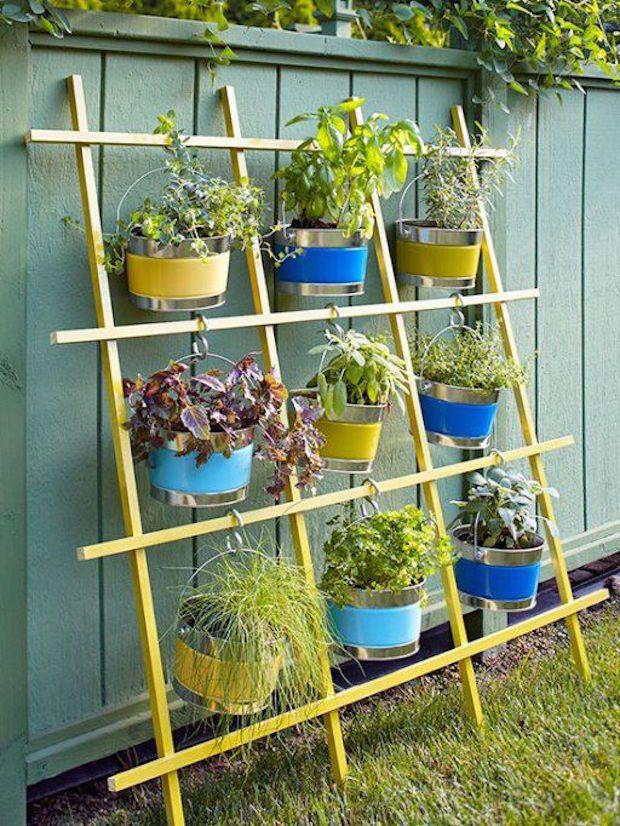 creative vertical planter 8