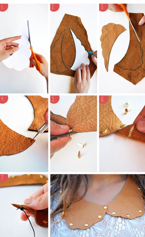 16 DIY Fashion Ideas