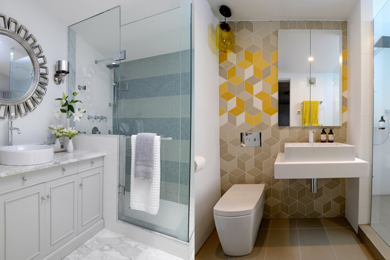 Creative Ideas to Decorate the Bathrooms