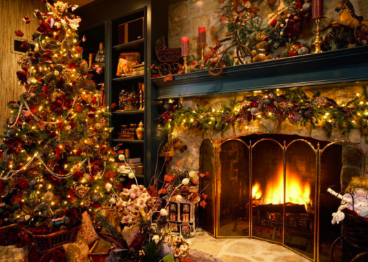decorate-your-living-room-for-christmas-1