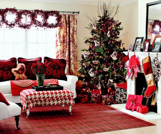 decorate-your-living-room-for-christmas-4