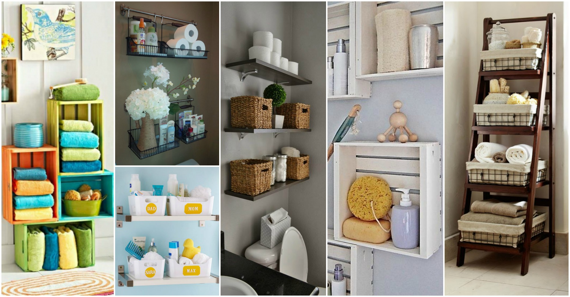 Diy bathroom storage ideas - Diy Bathroom Storage Ideas 20