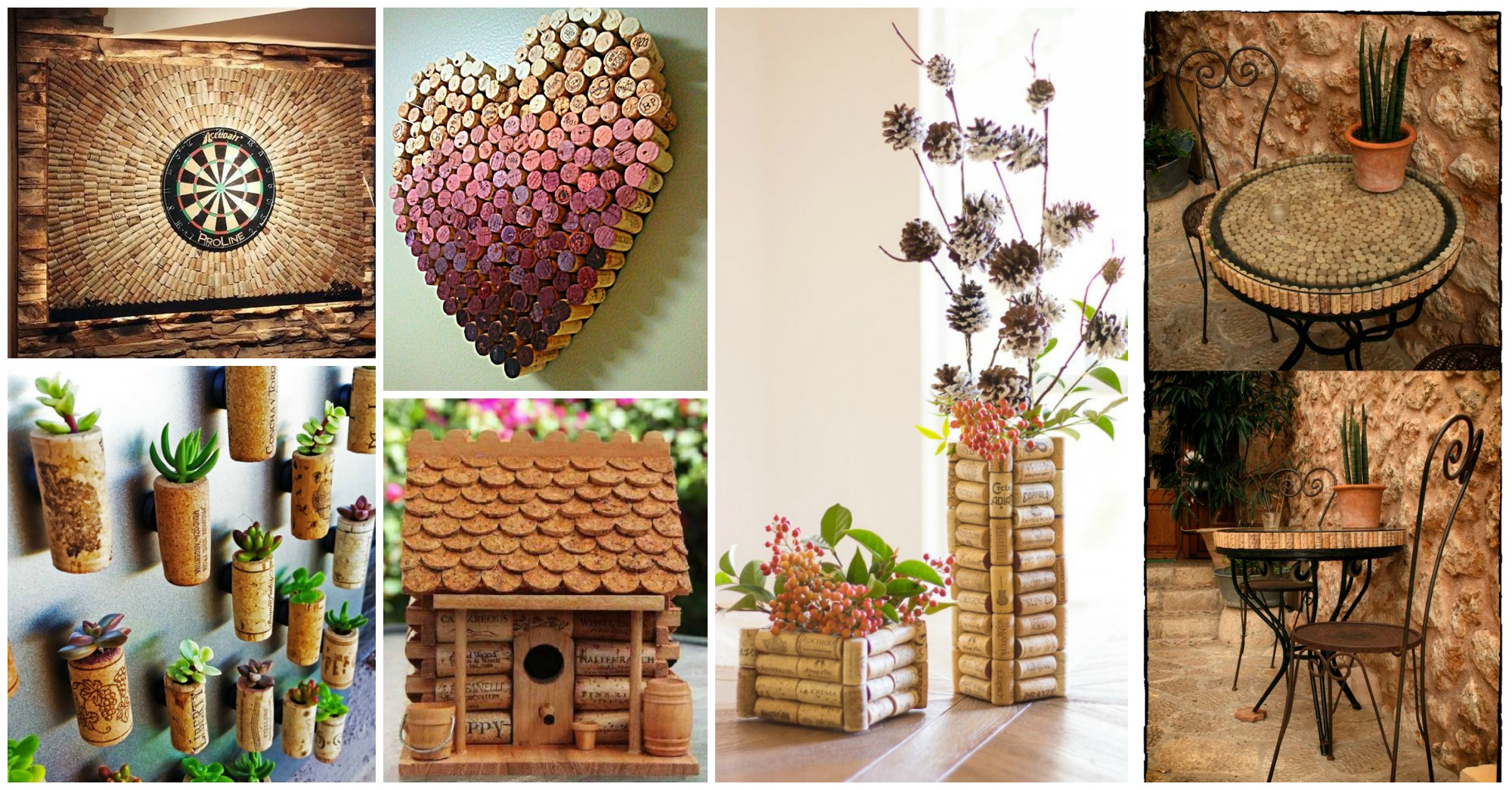 Diy unique cork crafts for Crafts to do with corks