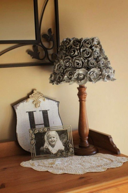 Awesome DIY Projects Made With Recycled Egg Cartons