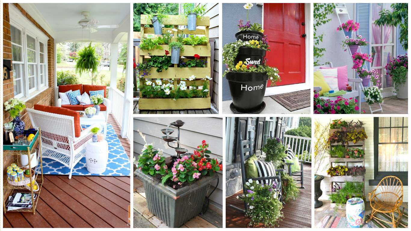 12 Awesome Diy Projects For Front Porch