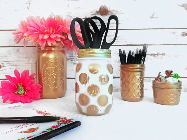 diy jar organization 10