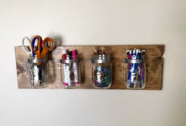 diy jar organization 11