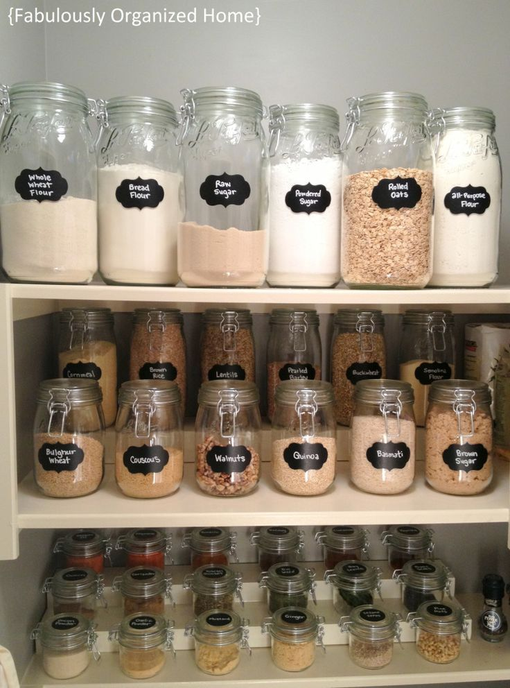 diy jar organization 12