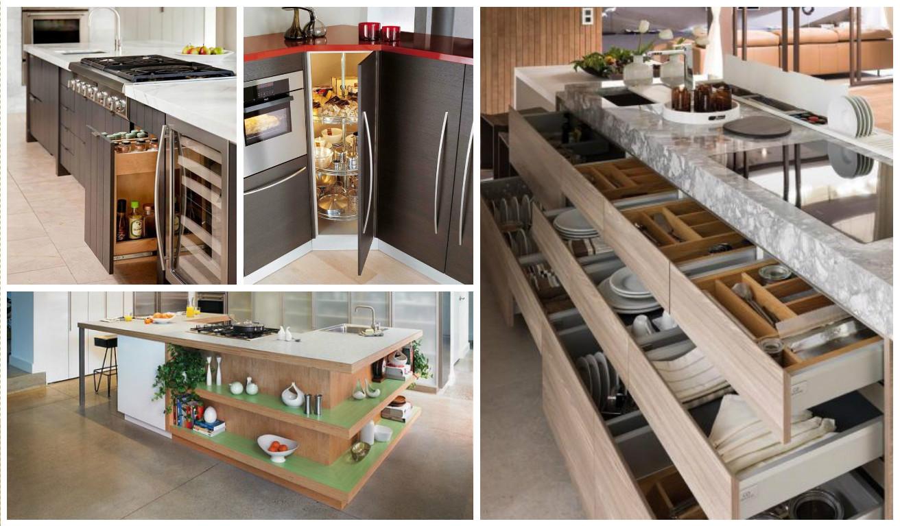 Diy Kitchen Storage Solutions 20 Brilliant Kitchen Storage Solutions