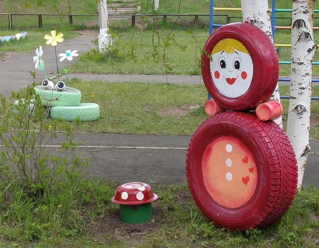 diy old tyres reuse 15