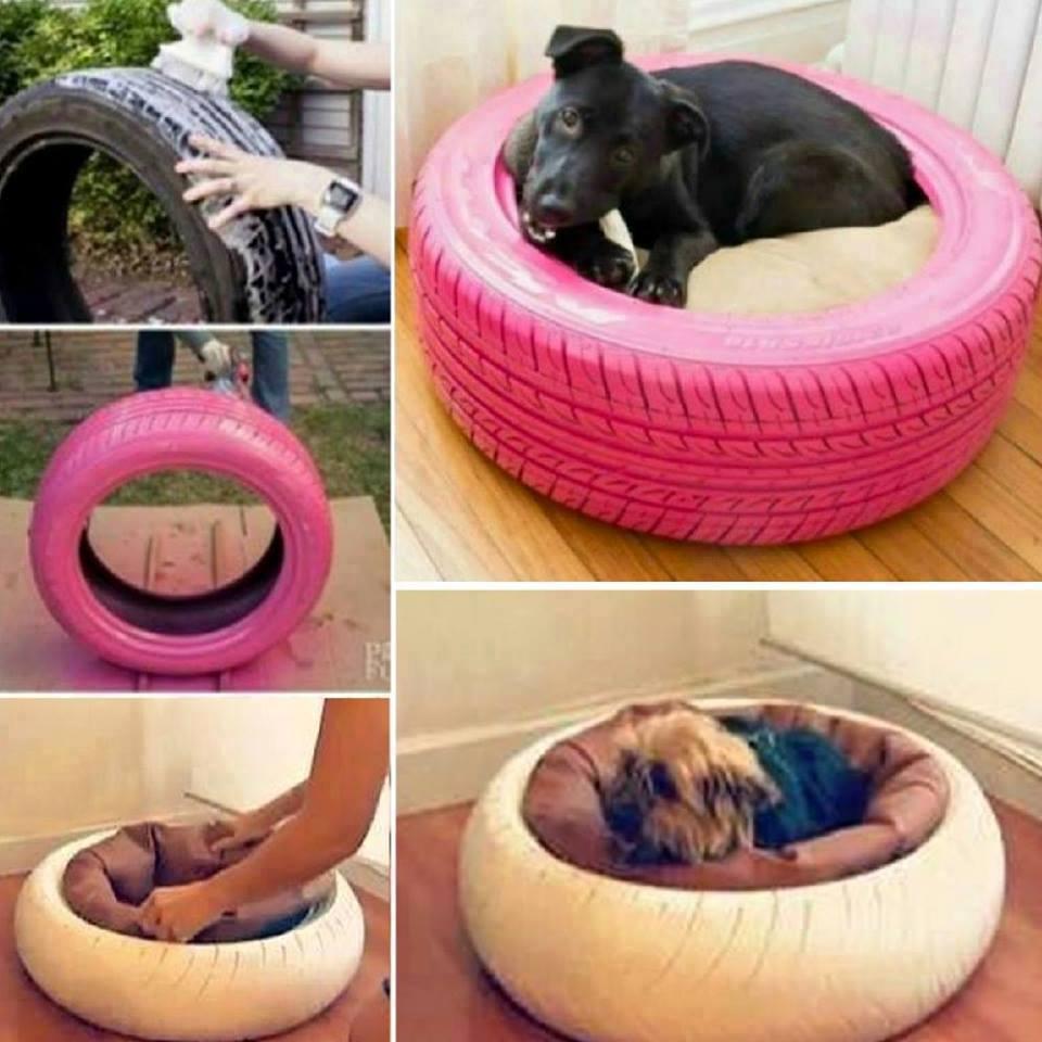 diy old tyres reuse 3