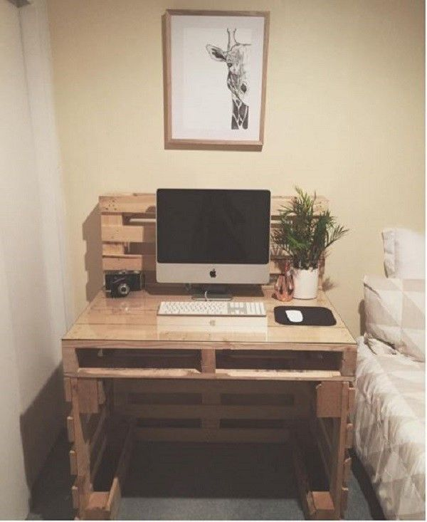 15+ Stylish And Functional DIY Pallet Furniture