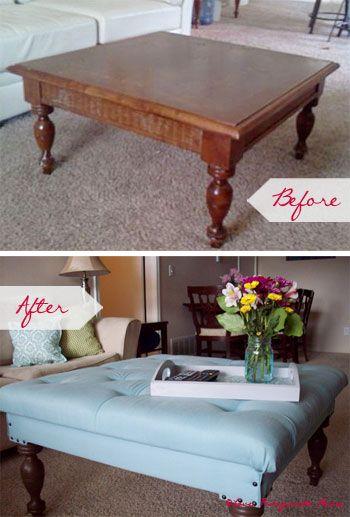 diy repurpose furniture 10