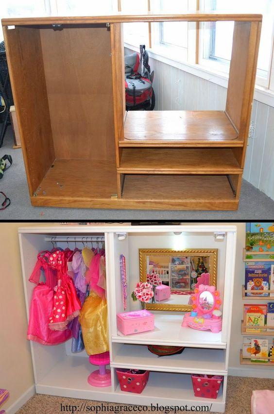 diy repurpose furniture 15
