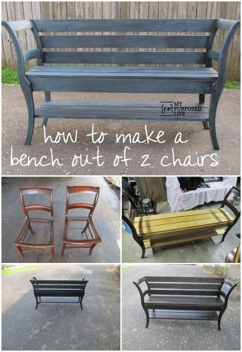 diy repurpose furniture 17