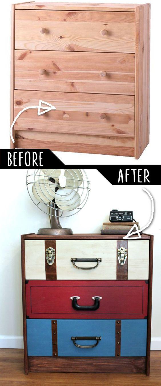 diy repurpose furniture 3