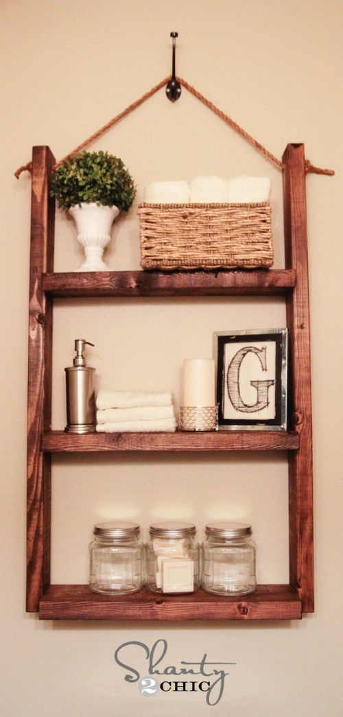 diy shelves 13