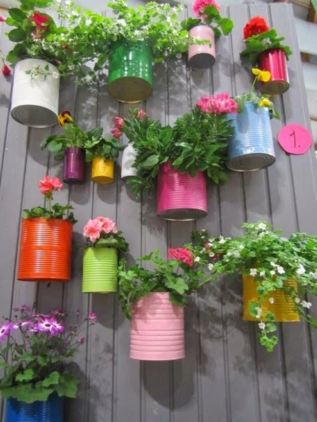 diy tin cans 1