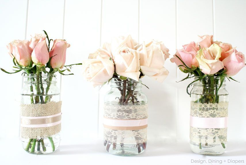 diy vases decorate 15