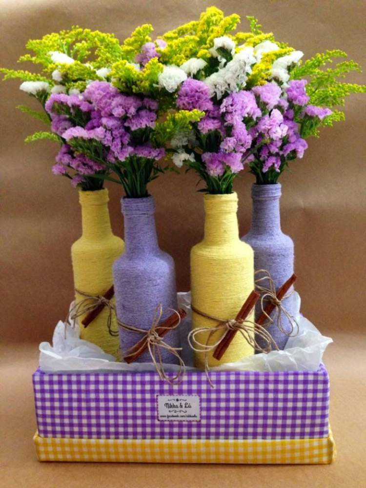 diy vases decorate 6