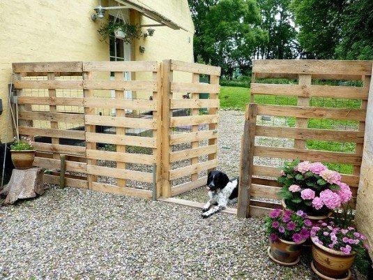diy wooden decor garden 13