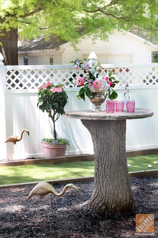 diy wooden decor garden 2