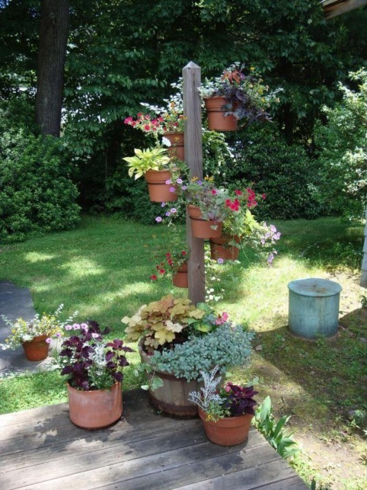 diy wooden decor garden 3