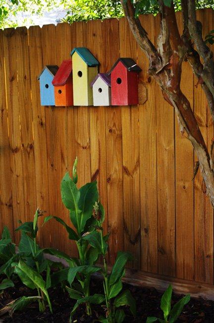 diy wooden decor garden 4