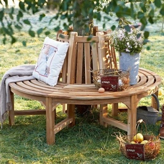 diy wooden decor garden 5
