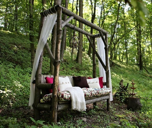diy wooden decor garden 6