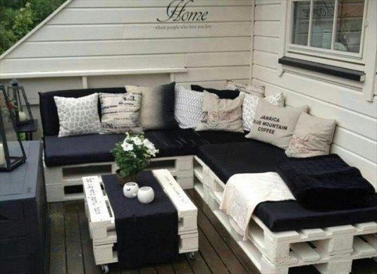 diy wooden decor garden 8