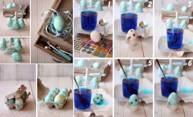 DIY Easter Egg Decor